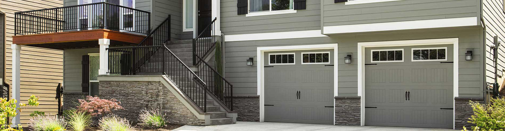 Overhead doors roll up doors garage door repair for Garage door opener repair okc