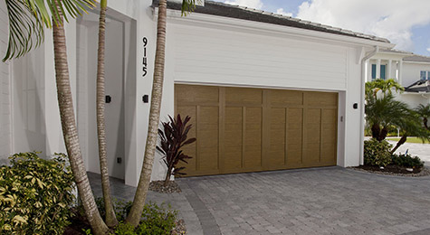 Excellence Through Experience Garage Door