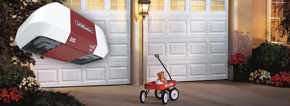 Garage Door Opener in Oklahoma City, Edmond, Mustang OK, OKC, Piedmont OK